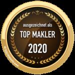Wir sind Top Makler 2020